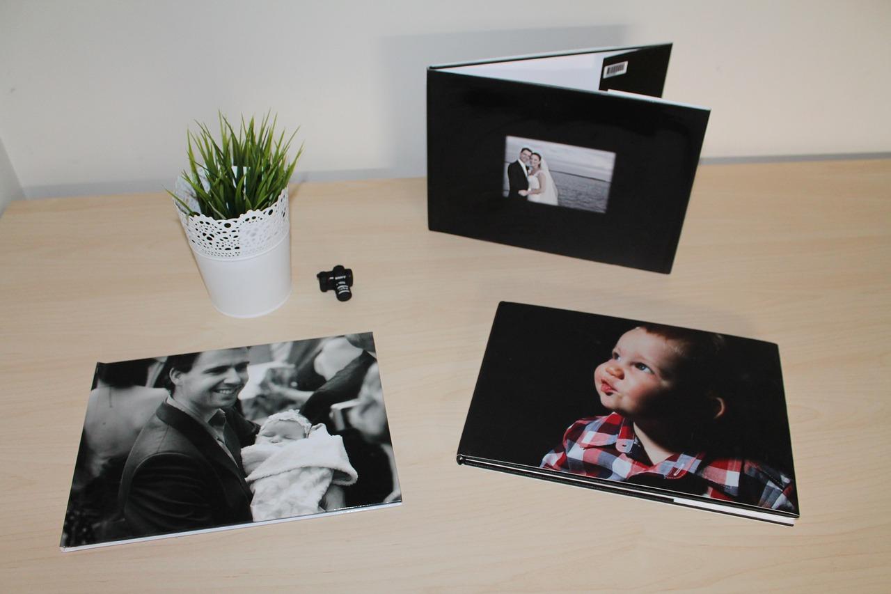 Fotoalbum für Kinder